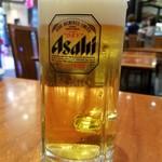 76684639 - 生ビール(580円外税)