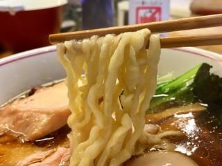 一番いちばん - [2017/11]特製中華そば(950円)