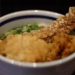 門左衛門 麺・串 - とり天ちくわ 480円