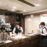 珈琲茶館 集 - 身なりはキチッと!