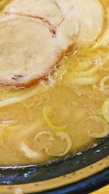 八家 - ライトなスープ。