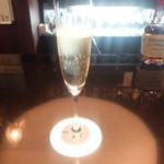 BAR 倉吉 - シャンパン