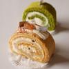 自由が丘ロール屋 - 料理写真:マロングラッセ キャラメルロールと抹茶ロール