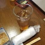 PAPA'S - お茶とおしぼり