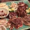 居酒屋 兀突骨 - 料理写真:肉刺し盛り合わせ