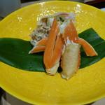 Hassun - 間人蟹