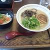 生粋博多らぁめん ふくちゃん - 料理写真:いか明太丼セット(900円)