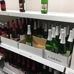 IKEA スウェーデン フード マーケット - ワイン売り場