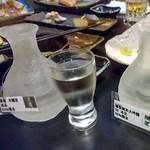海鮮居酒屋 鮮魚家 - 日本酒
