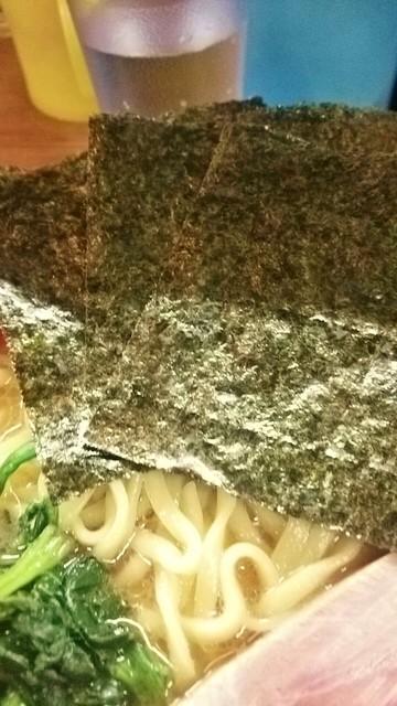 武蔵家 - 海苔。