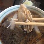 おびひろ縹 - ぷりっぷりの牡蠣