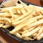赤から - フライドポテト(食べ放題の先付)