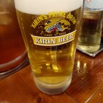 広州市場 - 生ビール