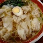 広州市場 - 雲呑麺