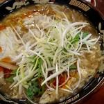 広州市場 - 酸辣雲呑麺