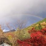 76695222 - 八瀬で虹が!!(^◇^)