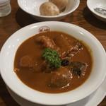 ボンディ - 料理写真:野菜カレー