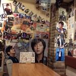 カイサルカフェ - 店内
