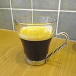 ラ・クンチーナ - セットのコーヒー(150円)