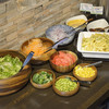 ハンバーグレストラン&ワインバル haché - 料理写真:ランチ・サラダバー