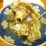 和食や 円 - フジツボ