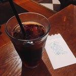 人間関係 cafe de copain - アイスコーヒー 多分300円