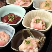 焼肉レストラン三千浦 - ホルモン系も充実美味。