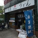 増田屋 - 外観①