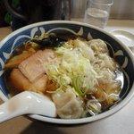 7670272 - ワンタン麺(大盛)
