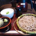 七福 弁天庵 - そばセット490円