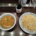 めん家 竹治郎 - 醬油つけ麺(大盛)