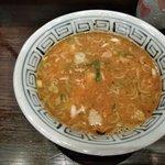 めん家 竹治郎 - スープ