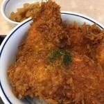 かつや - 料理写真:タレカツ丼(税込490円)(2017.11現在)