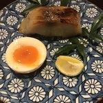 紀のん - 銀ダラの味噌漬け焼き