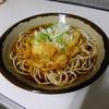 立食いそば処 - 料理写真:小柱かき揚げ天