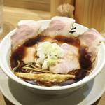 麺屋 優光 - ■黒竹(KUROCHIKU)800円