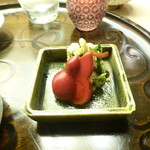 懐石料理 桝田 - 香の物