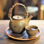 かさぎ屋 - お茶