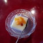 四五六菜館 - 杏仁豆腐
