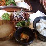 7671200 - 若鶏の唐揚げ定食