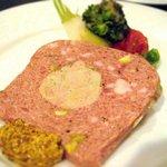 八木八 - フォアグラ入りお肉のパテ