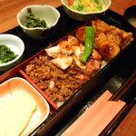 日菜や - 鶏厨くしセット