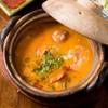 鱈のポルトガル風土鍋煮