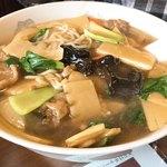 76710143 - 7番五目タンメン(湯麺)
