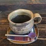 仏果堂 - お替わりコーヒーのコロンビア500円