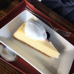 仏果堂 - ニューヨークチーズケーキ