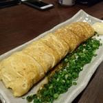 76710942 - テールスープ de出汁巻き玉子 648円