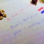ルージュトマト - オランダ語の落書き♡