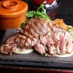 溶岩石焼ステーキと和牛高級弁当 ステーキハウス大和 - 料理写真: