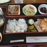 珈琲 愛夢豆 - 料理写真:ランチ